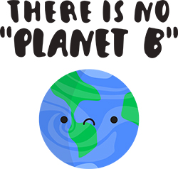 There is no plantet B